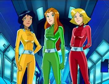 Totally Spies Révolte au Woohp