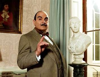 Hercule Poirot Christmas Pudding