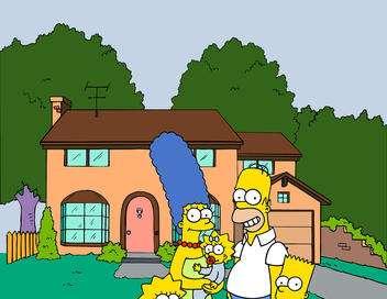 Les Simpson Noël d'enfer