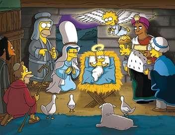 Les Simpson Histoires de Noël