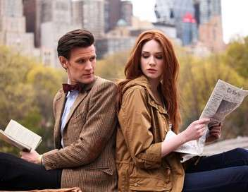 Doctor Who Les anges prennent Manhattan