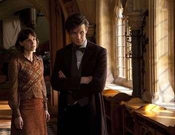 Doctor Who Le fantôme de Caliburn