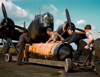 1940-1945, la France sous les bombes alliées