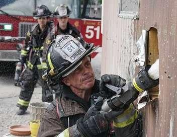 Chicago Fire Un mélange volatile
