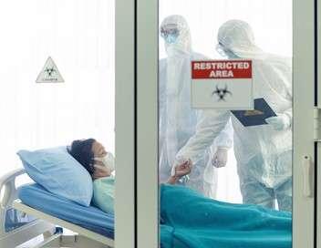 Infrarouge Coronavirus: paralysie générale?