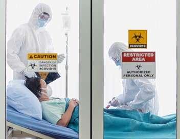 Zone interdite Médecins, infirmiers, aides-soignants : en première ligne