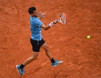 Roland-Garros Novak Djokovic/Dominic Thiem