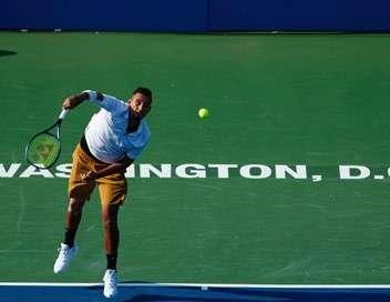 Tournoi ATP de Washington Nick Kyrgios/Daniil Medvedev