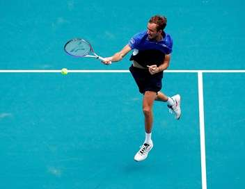Open d'Australie Djokovic/Medvedev