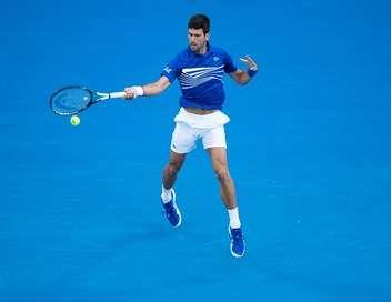 Open d'Australie Novak Djokovic/Rafael Nadal