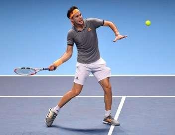 Masters ATP Dominic Thiem/Novak Djokovic