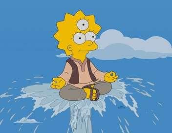 Les Simpson Autoroute pour le paradis