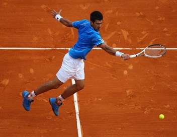 Tournoi ATP de Monte-Carlo Roger Federer/Novak Djokovic