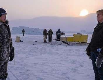 Les enquêtes d'Ushuaïa TV Groenland : les fils du soleil et de la lune