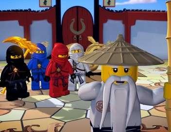 Ninjago : La bataille finale Le temple de la lumière