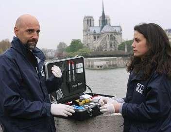 R.I.S. Police scientifique Météore Express