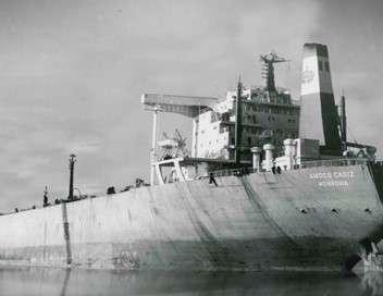 Hors de contrôle Le naufrage de l'Amoco Cadiz