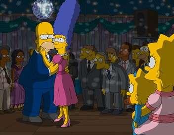Les Simpson Je sais danser en gros