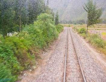 Les trains de l'extrême