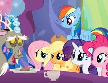 My Little Pony : les amies c'est magique La croisière des princesses