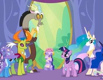 My Little Pony : les amies c'est magique Des gâteaux et des secrets
