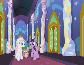 My Little Pony : les amies c'est magique Le jeu de l'ombre