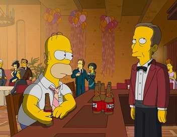 Les Simpson Les filles de l'orchestre