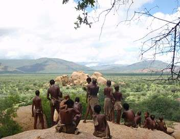Des Bushmen en Europe