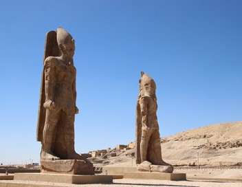 Le harem du Pharaon-Soleil