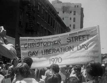 Stonewall, aux origines de la Gay Pride