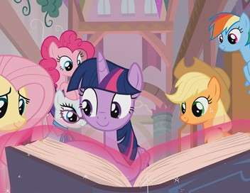 My Little Pony : les amies c'est magique Terrain d'entente