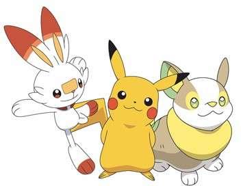 Pokémon : Les voyages Un Combat de Raid au milieu des ruines !