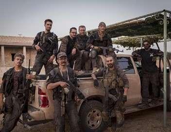 Volontaires étrangers dans l'enfer de Raqqa