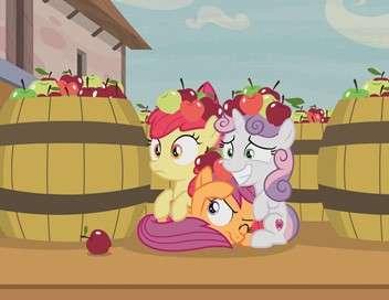 My Little Pony : les amies c'est magique Pour changer un Changelin