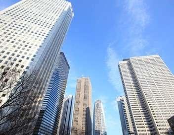 Sur les toits des villes