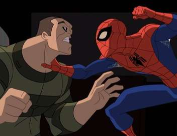 The Spectacular Spider-Man Coup de théâtre