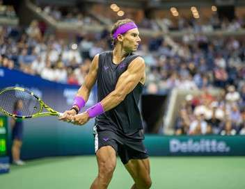 US Open 2019 Daniil Medvedev/Rafael Nadal