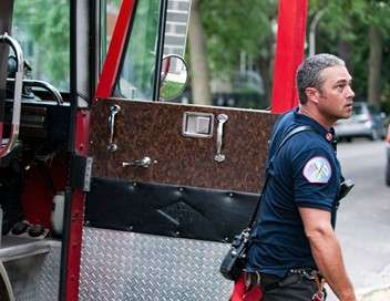 Chicago Fire Roman de pompiers