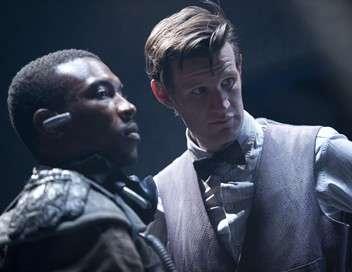 Doctor Who Voyage au centre du Tardis