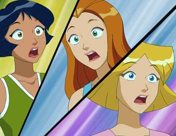 Totally Spies Super mamie