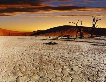Ô bout de l'inconnu Namibie