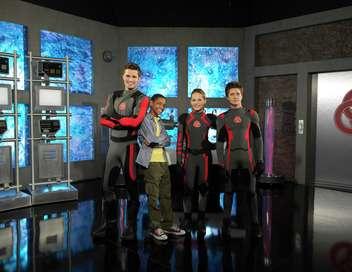 Les Bio-Teens Les extraterrestres sont parmi nous