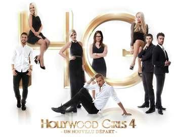 Hollywood Girls Tout prêt du but