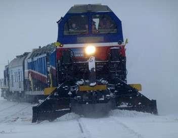 Le Grand Nord sur les rails