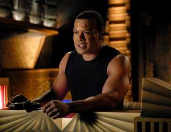 Stargate SG-1 Réunion