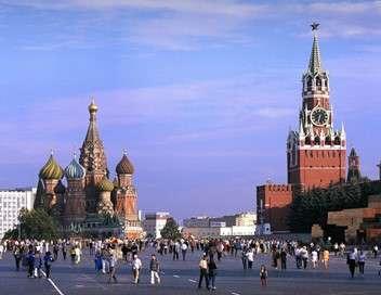 Moscou, l'info dans la tourmente