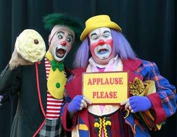 Modern Family Clown un jour...