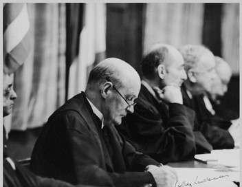 Nuremberg : les nazis face à leurs crimes