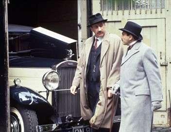 Hercule Poirot Meurtre par procuration
