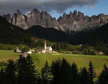 L'Italie sauvage Des Alpes à la Toscane
